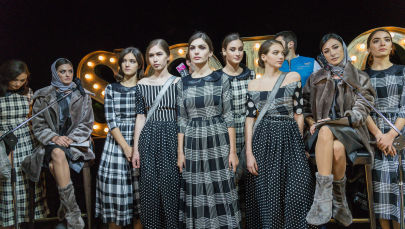 Открытие Tbilisi Fashion Week 2018