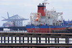 Canvey Island tanker Inyala and DP port