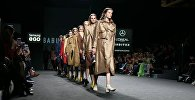 Показ Нино Бабухадия на Mercedes-Benz Fashion Week Madrid